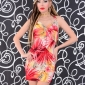 Starlook_Romania_1: Rochie Starlook Exotic Summer Red