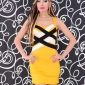 Starlook_Romania_1: Rochie Starlook Fashion Charm Yellow