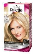 Vopsea de par Palette: Blond Argintiu - Deluxe Platinum Collection
