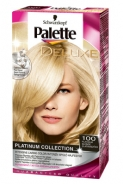 Vopsea de par Palette: Blond Platinat - Deluxe Platinum Collection