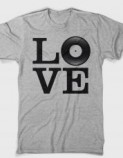 Tshirt-Factory: LOVE FOR MUSIC