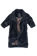 Jachete 2013: Jacheta neagra Pull and Bear
