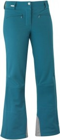 Salomon: Pantaloni Salomon Snowtrip II W blue 2012