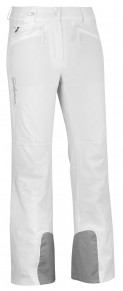 Salomon: Pantaloni Salomon BRILLIANT II PANT W WHITE 2013