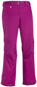 Salomon: Pantaloni Salomon Reflex II Fancy Pink 2013
