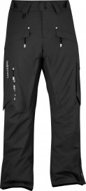 Costume sport: Pantaloni Salomon SUPERNATURAL II PANT M Black 2013