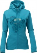 Salomon: Salomon FULL ZIP HOODY SWEAT W 2012