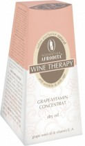 Creme de fata: Cosmetica Afrodita WINE THERAPY Grape-vitamin ulei uscat 30 ml