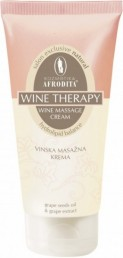 Creme de fata: WINE THERAPY Crema nutritiva si de masaj facial 200 ml