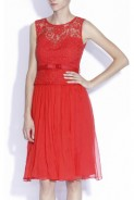 Rochii de seara Nissa: Rochie Coral