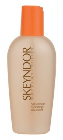 Bruno Vassari: Skeyndor Sun Care Natural Tan Hydrating Emulsion 150 ml
