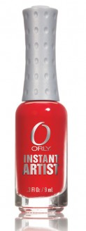 ORLY: Orly Instant Artist - Fiery Red 9 ml