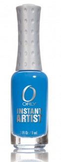 ORLY: Orly Instant Artist - Hot Blue 9 ml
