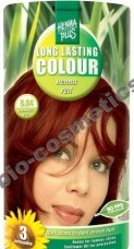 Vopsea de par: HENNAPLUS Long Lasting Colour Henna Red 5.64