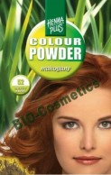 Vopsea de par: HENNAPLUS Colour Powder Mahogany 52