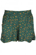 Pull and Bear: Fusta-pantaloni cu imprimeu floral Pull and Bear
