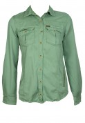Pull and Bear: Jacheta Pull and Bear Ytaca Light Green