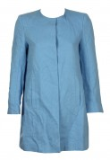 Zara: Pardesiu ZARA Mathilda Light Blue