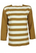 Zara: Bluza ZARA Shaft Light Brown
