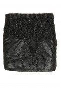 Fuste casual: Fusta ZARA Margot Black
