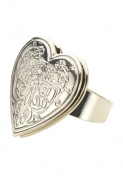 Accessorize: Inel Locket Heart