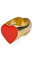 New Yorker: Inel red heart