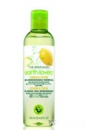 The Body Shop: Gel de dus Lamaie & Cimbru (Lemon & Thyme)