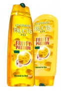 Garnier: Sampon Fruitty Passion
