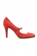 Fratelli Rossetti: Red Suede