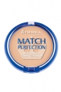 RIMMEL MATCH PERFECTION ULTRA CREAMY POWDER