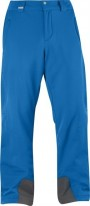 Pantaloni Salomon Snowtrip II M blue 2012