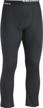 Pantaloni Salomon Fleet II 7/8 Tight  Black 2013
