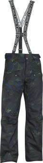 Pantaloni Salomon Reflex II Black Astral Cypress 2013