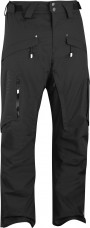 Pantaloni Salomon Supernatural II Black 2013