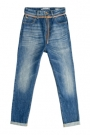 Jeans talie inalta