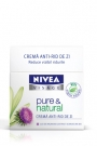 Crema anti-rid de zi NIVEA pure& natural