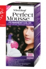 Vopsea de par Perfect Mousse