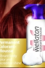 Spuma Wellaton Permanent Colorant-Mousse