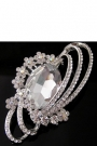 Brosa Floare Crystal made with Swarovski Elements