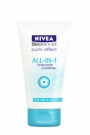 NIVEA VISAGE Pure Effect All-in-1 Extra Deep Facial Cleansing