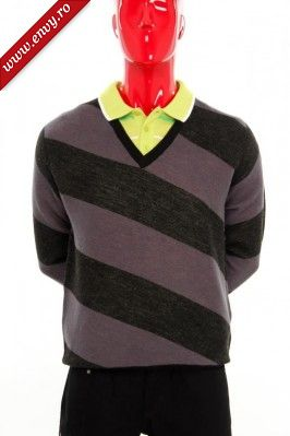 GOLF KNITTED SWEATER