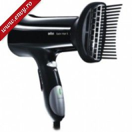Uscator de par Braun Satin hair