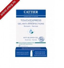 Tratament local antiacneic Touch Expres 5 ml Cattier