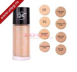 REVLON COLORSTAY COMBINATION/ OILY SKIN FOND DE TEN