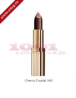 LOREAL COLOR RICHE RUJ DE BUZE CRYSTAL CERISE 345