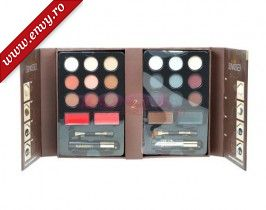MAKEUP TRADING TRUSA COSMETICE SUNKISSED DAY NIGHT BOOK PALETTE