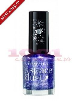 RIMMEL LONDON SPACE DUST LAC DE UNGHII MOON WALKING 006