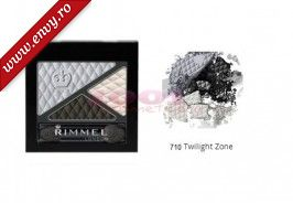 RIMMEL LONDON GLAM EYES TRIO FARD DE PLEOAPE TWILIGHT ZONE 710