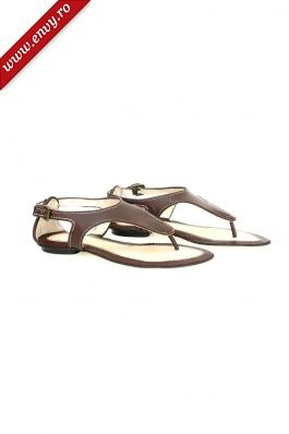 Sandale Eden Shoes maro - els