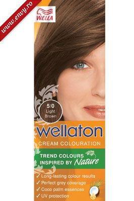 Wellaton - saten deschis